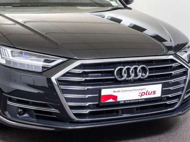 Audi A8 L 50 TDI quattro tiptronic