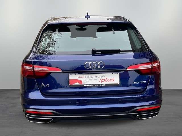 Audi A4 Avant 40 TDI Advanced S tronic+AHK+NAVI+DAB
