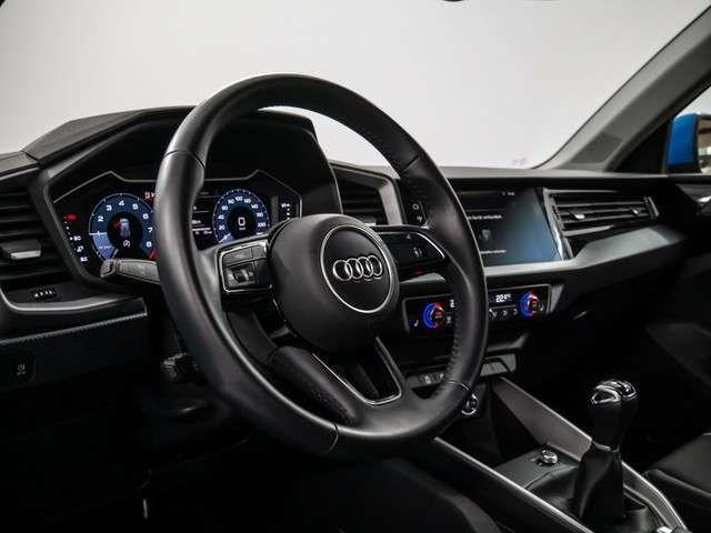 Audi A1 Sportback 30 TFSI. S-line. Smartphone Interface