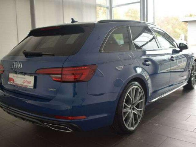 Audi A4 Avant 40 TDI S tr.quattro S line MATRIX +STHZ