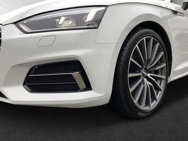 Audi A5 Cabriolet Design 3,0 TDI quattro LED, Sitzbel., L