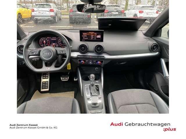 Audi Q2 1.4 TFSI S line Navi Kamera B&O Alcantara