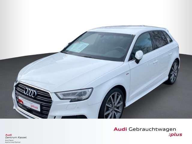 Audi A3 SB 1.5 TFSI S line LED Navi ACC Teilleder