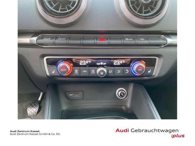Audi A3 SB 35 TFSI Navi Tempomat Audi Sound System
