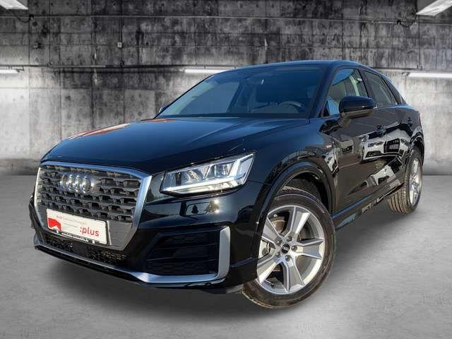 Audi Q2 35TFSI S-trc S-line GRA LED DAB AHK Navi