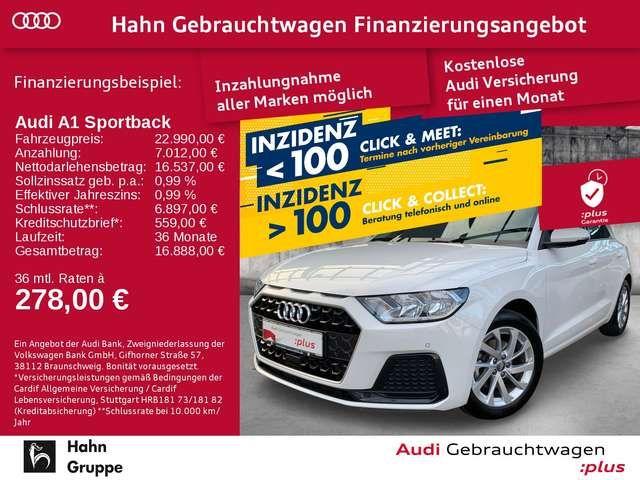 Audi A1 30TFSI Sport Adv Navi GRA Virtual E