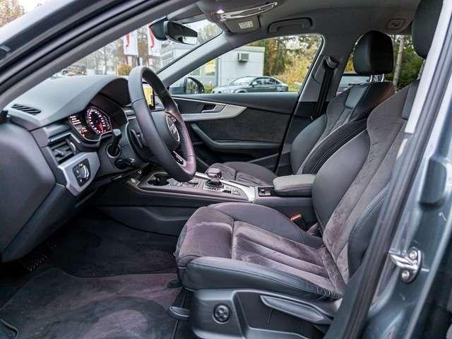 Audi A4 Avant 2.0 TDI S tronic S line Matrix LED