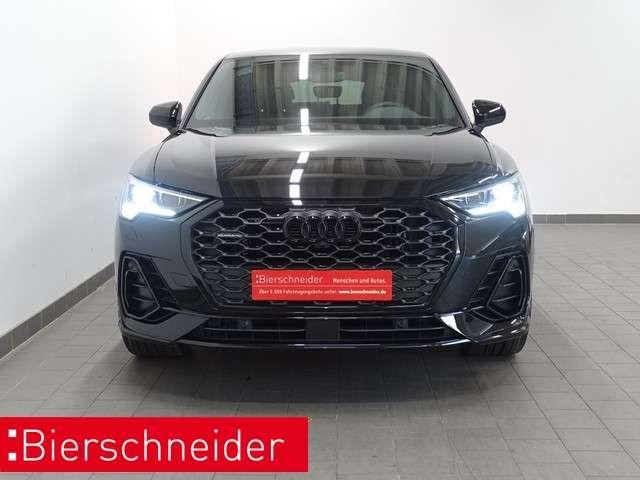 Audi Q3 Spb 45 TFSI qu. tronic S line edition one Pano AHK