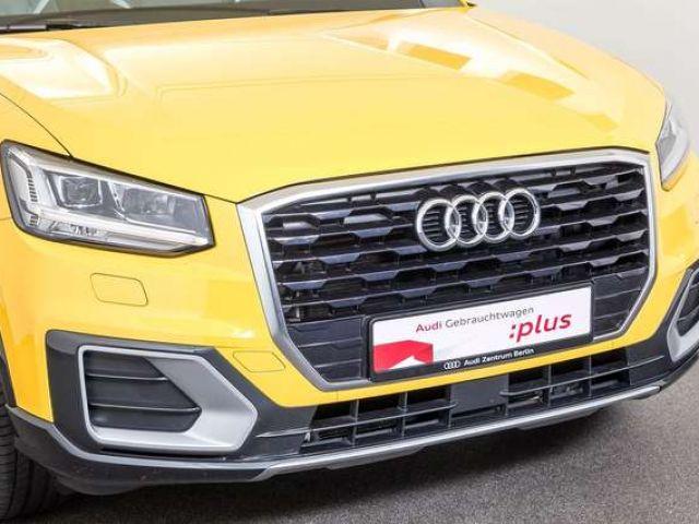 Audi Q2 design 1.4 TFSI S tronic