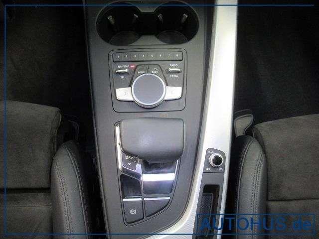 Audi A5 SB 2.0 TDI Qu. S-Line Ext. Leder Navi+vc LED