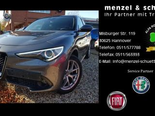 Alfa Romeo Stelvio 2017 Diesel