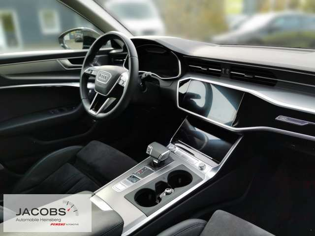 Audi A6 Avant Sport Navigation