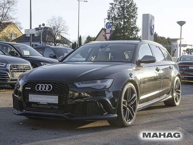 Audi RS6 RS6 Avant 4.0 TFSI performance quattro Panorama/