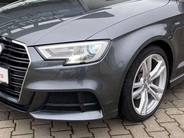 Audi A3 Limousine S-line 2.0TDI ACC DAB NaviPlus