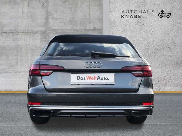 Audi A4 2.0 TDI Sport quattro S-LINE+NAVI+LED