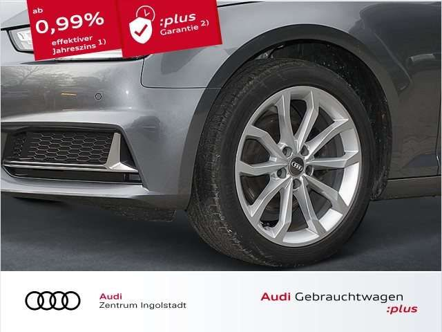 "Audi A4 Limousine 40 TFSI NAVI AHK 18"" DAB GRA Sport"