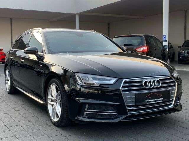 Audi A4 Avant sport 2.0 TDI S tronic S line | Virtual