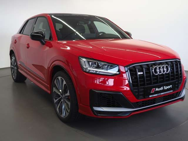 Audi SQ2 TFSI S tro./LED/NAVI+/PANO/virt. Cock./HEAD-UP