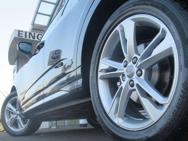 Audi Q3 S-LINE 40 TDI QUATTRO+AHK+ACC+LED+