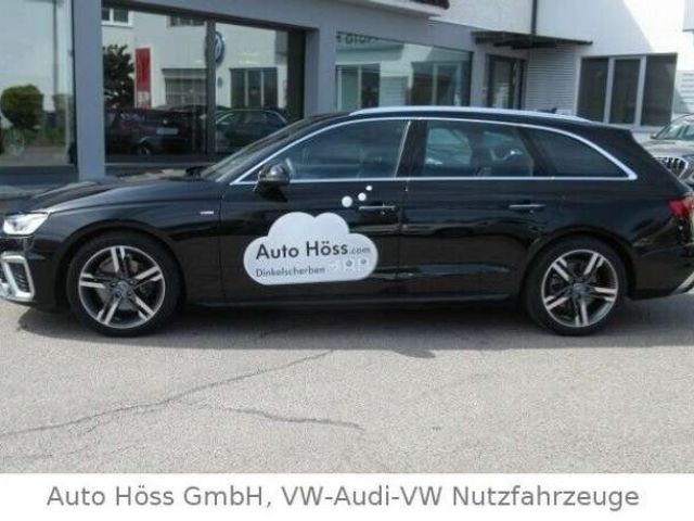 Audi A4 Avant TFSI Sline KAM el.Heck Matrix Gar.4J AHK