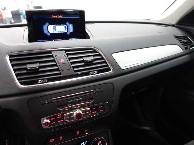 Audi Q3 2.0 TDI qu. S tronic Sport AHK NAVI XENON PDC 17 G