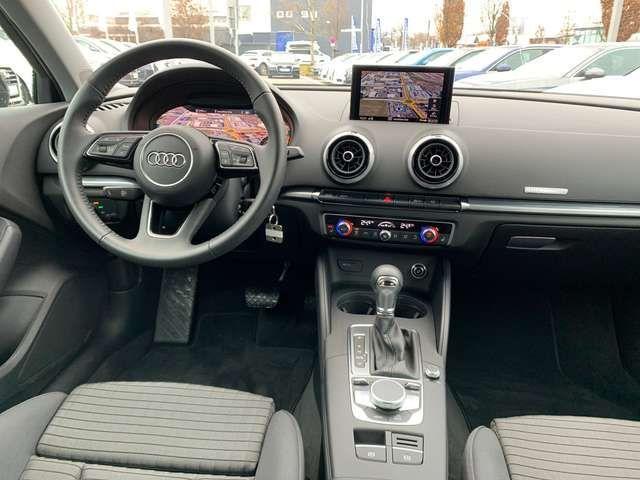 Audi A3 35TFSI S-trc Sport GRA LED Virtual