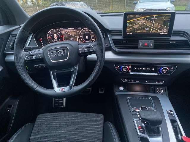 Audi Q5 40 TDI S tronic quattro S line AHK ACC Navi Virtu