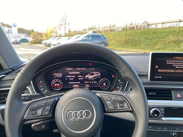 Audi A4 Avant 45 TFSI Sport S tronic+AHK+DAB+NAVI