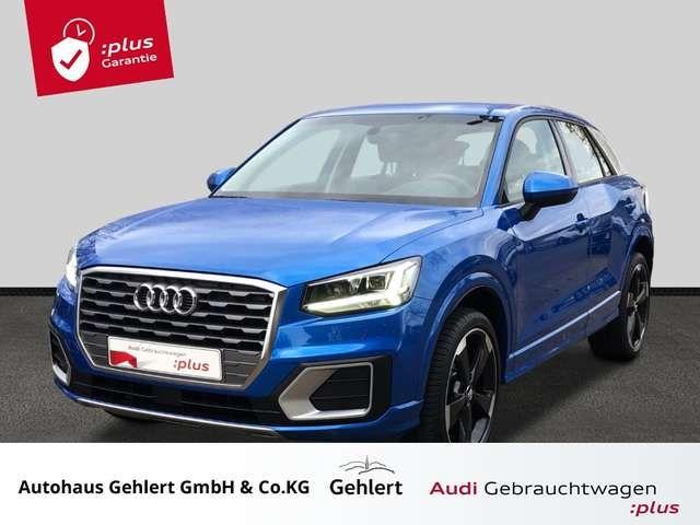 Audi Q2 30 TFSI sport 1.0 LED Navi LED-hinten LED-Tagfahrl