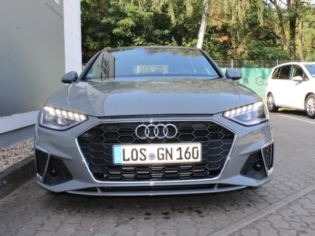 Audi A4 Avant 2.0 TFSI S-line S-tr PANO/MATRIX/19ZOLL