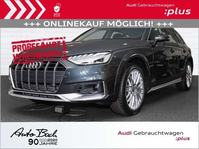 Audi A4 allroad 45TDI qu. Navi Matrix-LED ACC virtual