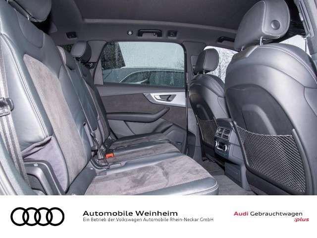Audi Q7 3.0 TDI qu S-Line Sportpaket Navi Rückfahrkam