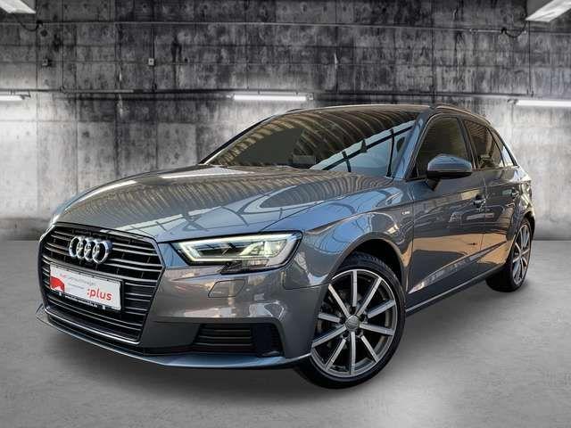 Audi A3 35TFSI Sport S-trc Navi LED AHK GRA