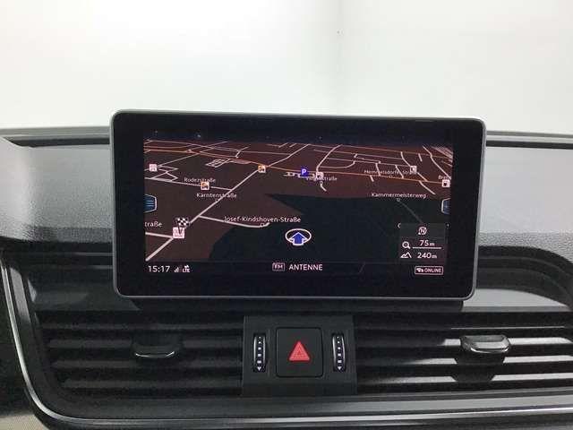 Audi Q5 40 TDI QU S-TR S-LINE EXT 5J.G+XENON+NAVI+DAB