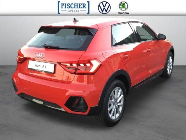 Audi A1 30TFSI citycarver S line S tronic Navi LED Keyless