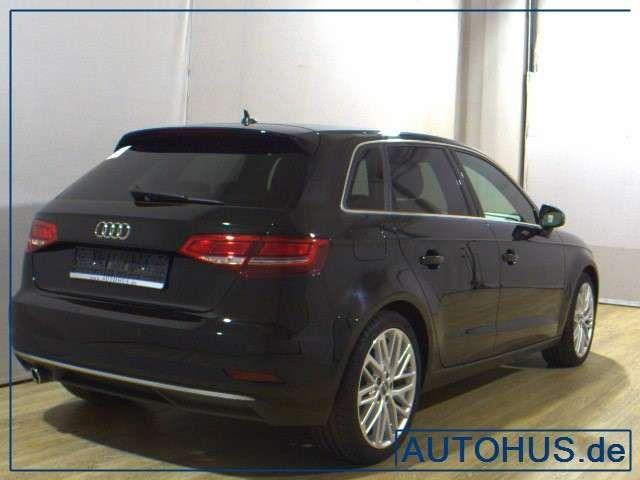 Audi A3 Sportback 1.6 TDI design T-Leder Navi+ Xenon