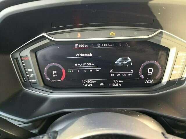 Audi A1 Sportback 25 TFSI Advanced S-Tronic Navi SHZ