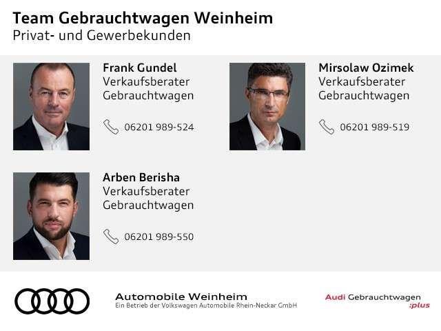 Audi A1 1.4 TFSI Automatik Einparkhilfe Nav
