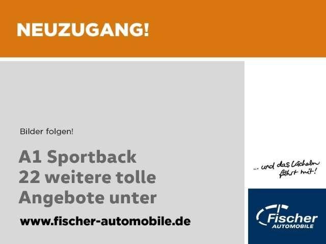 Audi A1 Sportback 1,0 TFSI admired style