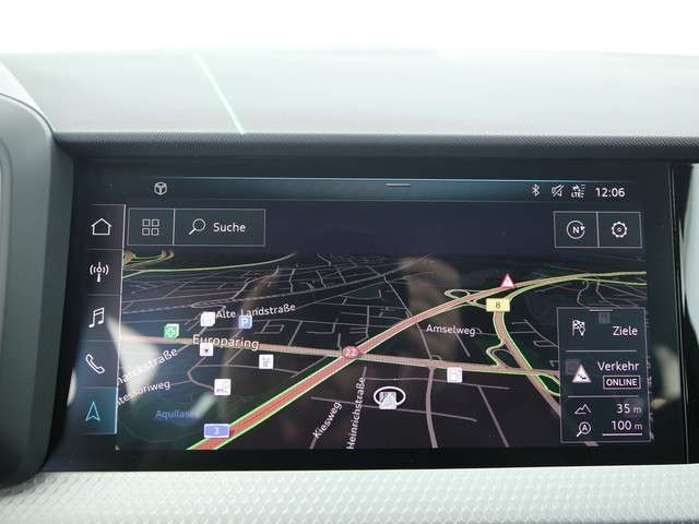 Audi A1 30 TFSI S line NAVI LED CONNECT DAB APS SHZ