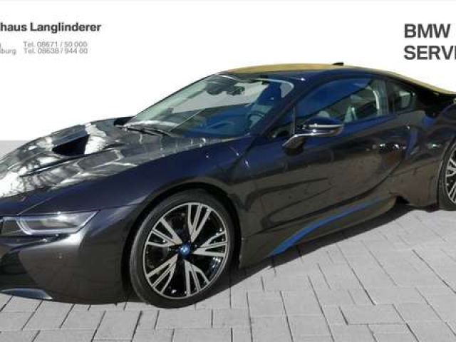 BMW i8 2018 Elektrisch