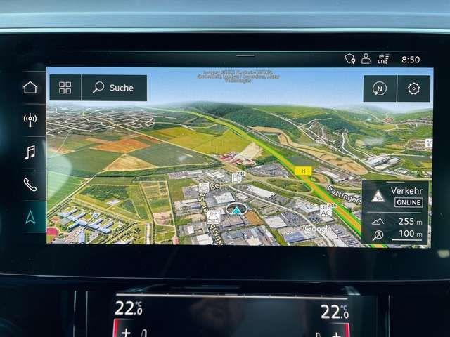 Audi e-tron advanced 55 Quattro Launch Edition / Pano