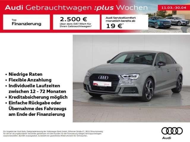 Audi A3 Limousine 35 TFSI S-Line Competition