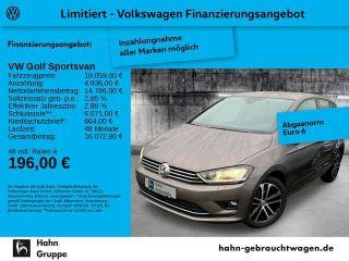 Volkswagen Golf Sportsvan 2016 Benzine