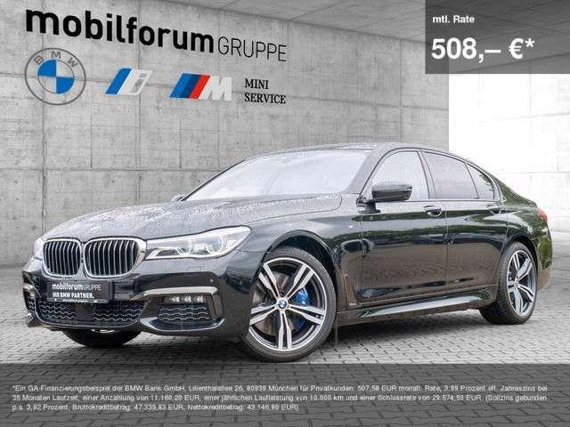 BMW 750 2017 Diesel