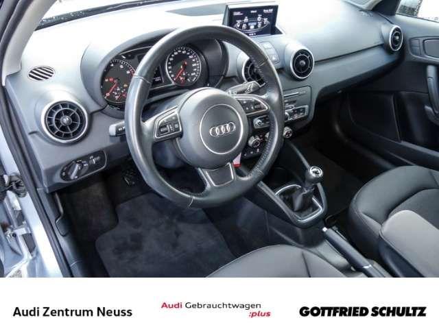 Audi A1 Sportback 1.0 TFSI S-line XEN, SHZ, 17Zoll
