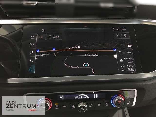 Audi Q3 35 TDI quattro basis Euro 6, MMI Navi plus, vir