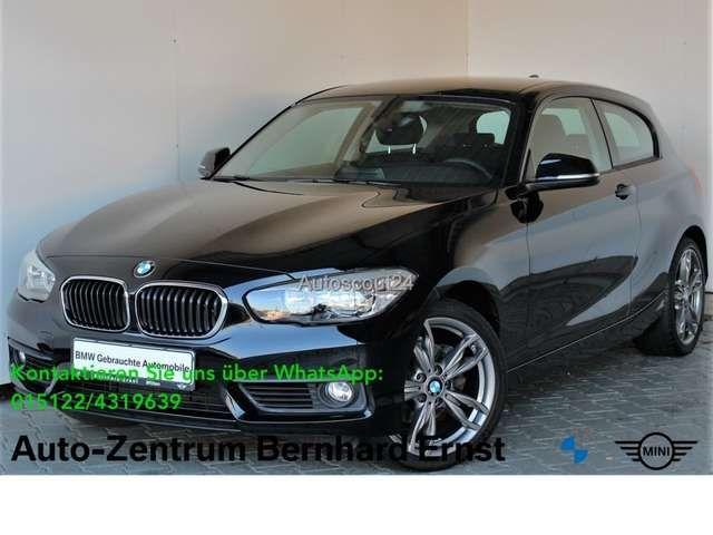 BMW 120 2017 Benzine