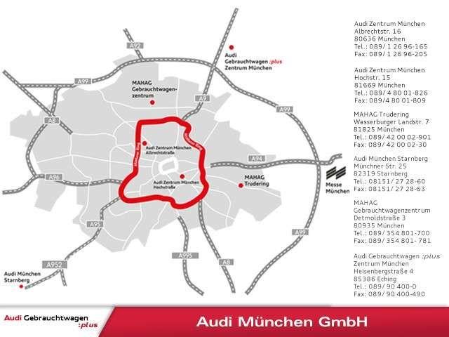 Audi A3 Limousine 1.5 TFSI sport Navi/PDC/SitzHzg