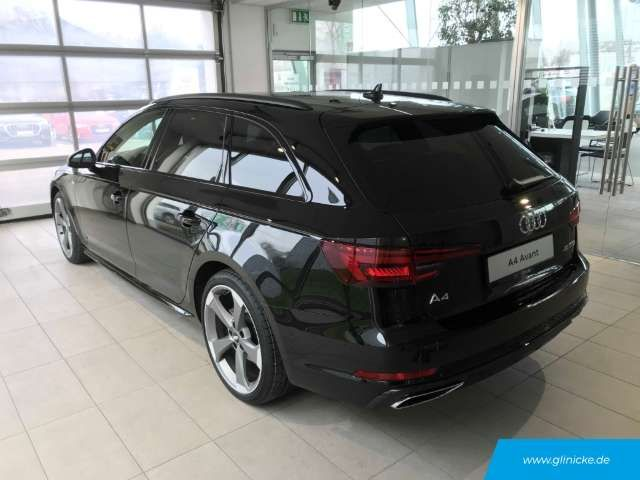 Audi A4 Avant 2.0 TFSI sport S line S tronic LED Leder